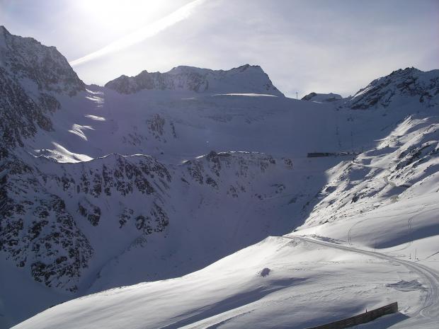 Sölden Gletscher